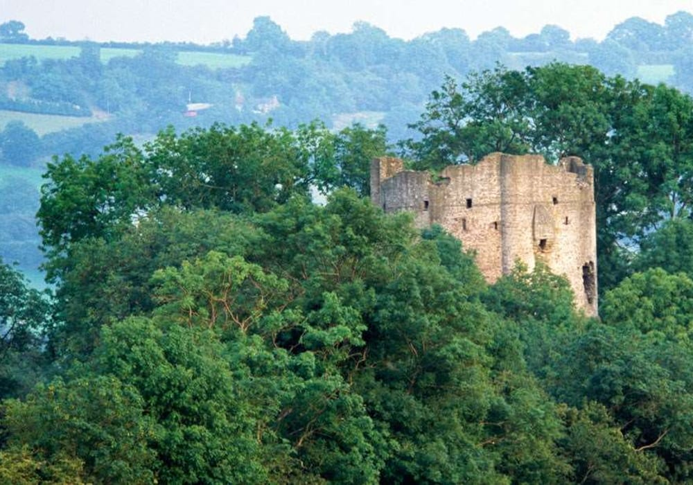 Longtown Castle Herefordshire