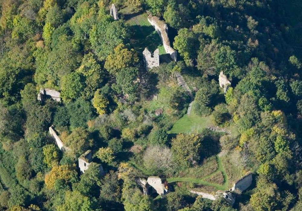 Wigmore Castle Leominster