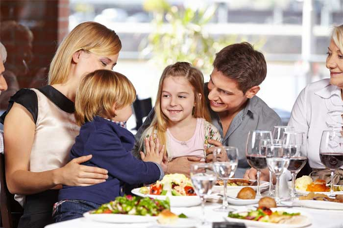 Family Restaurants Herefordshire
