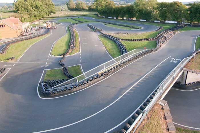 Go Carting Herefordshire