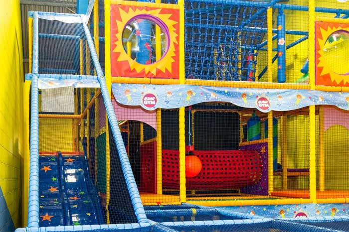 Soft Play Herefordshire