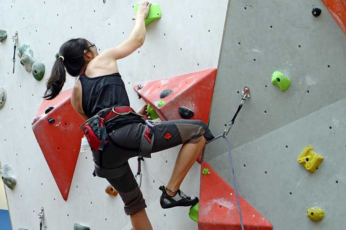 Things To Do Half Term Indoor Climbing