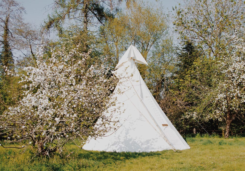 White House Glamping Hereford