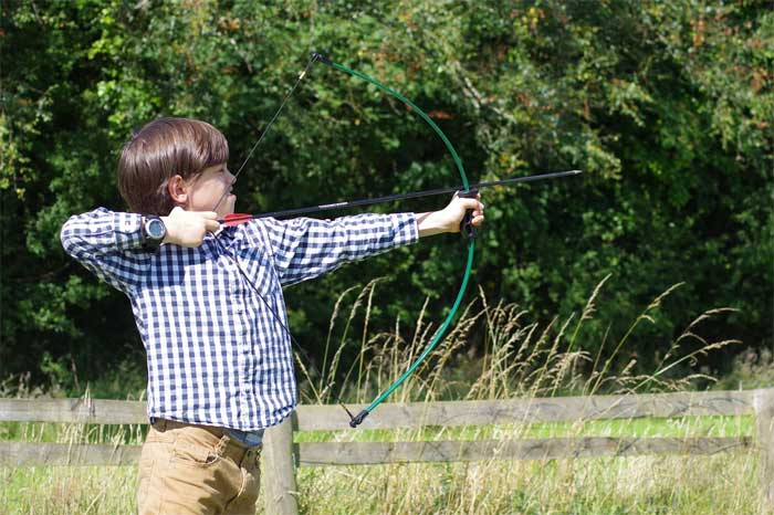August Bank Holiday Archery Herefordshire