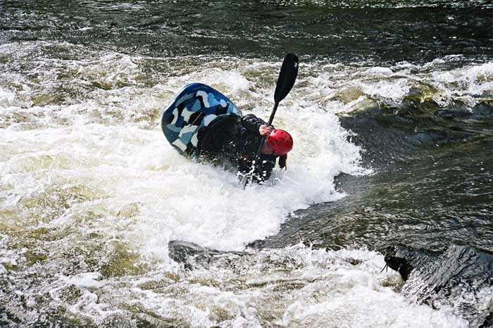 May Bank Holiday In Herefordshire Riverside Action Sports