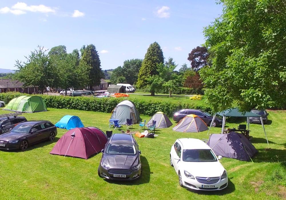 River Wye Camping