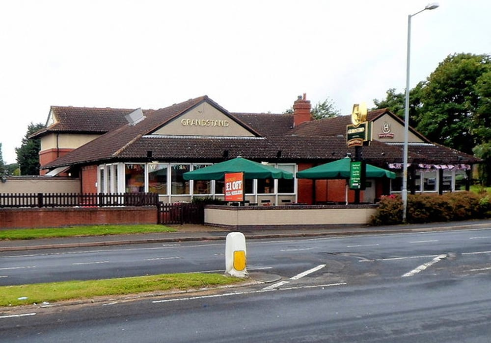 Sports Bars And Pubs In Herefordshire Grandstand