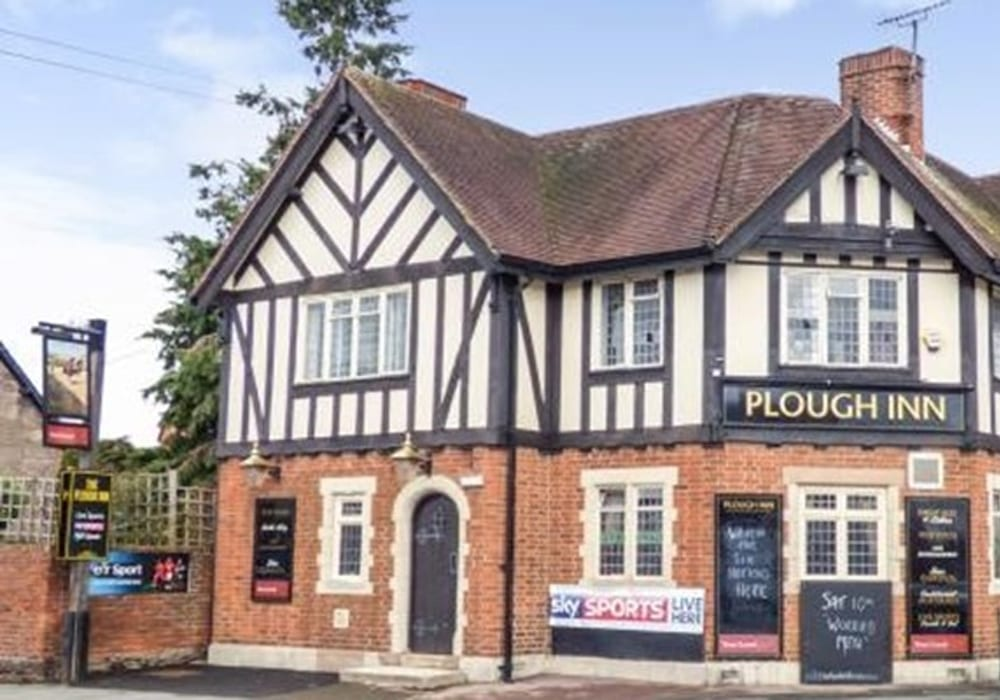 Sports Bars And Pubs In Herefordshire Plough