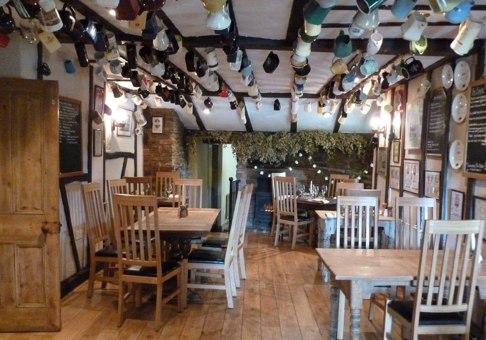 The Stagg Inn Kington