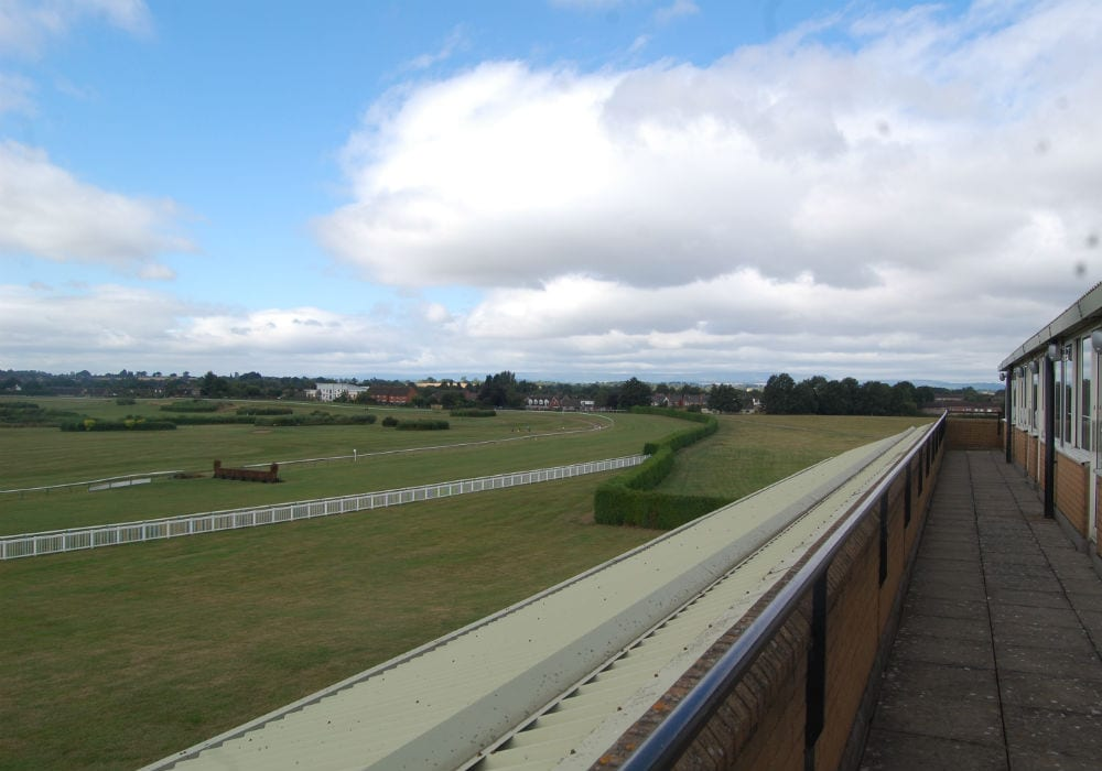 Hereford Racecourse Herefordshire