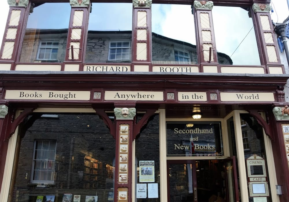 Richard Booths Bookshop Cafe