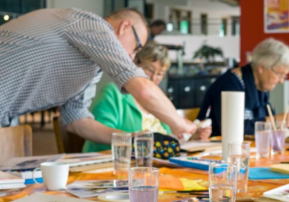 Village Art Clubs Leominster