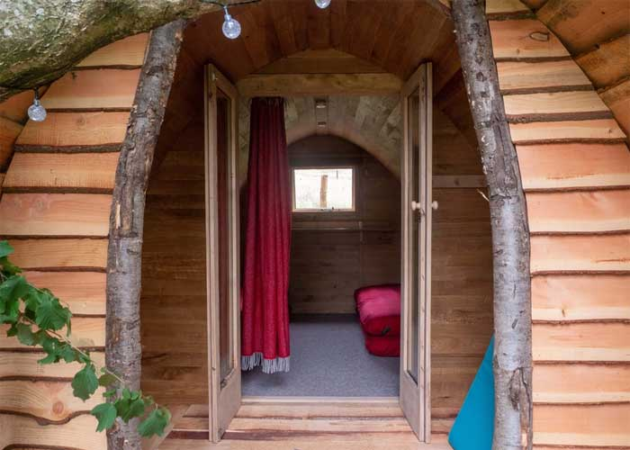 Chapel House Glamping