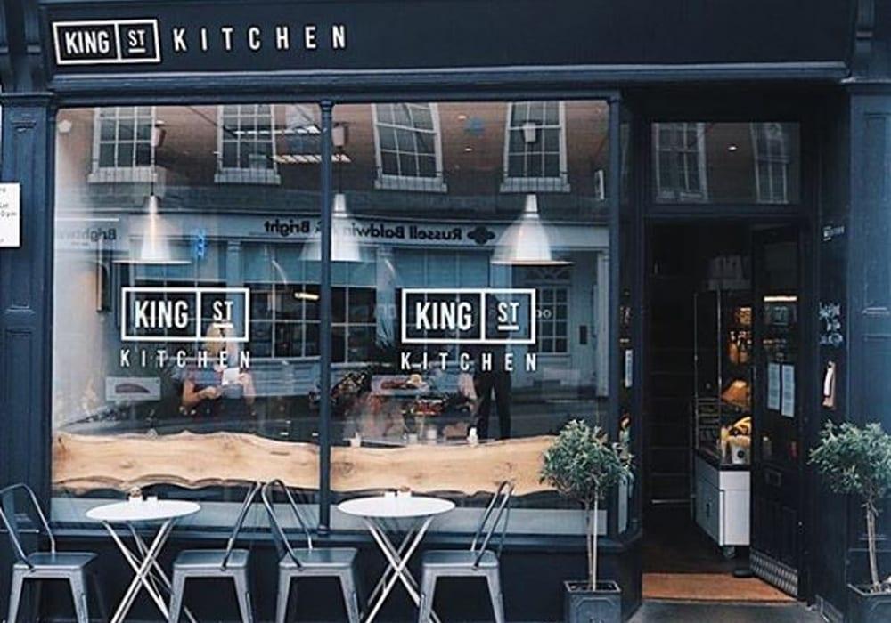 Brunch In Herefordshire King St Kitchen