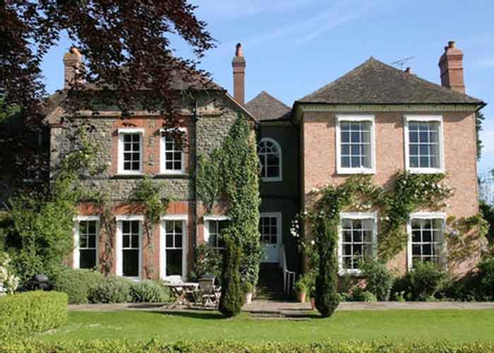 The Stagg & Georgian Vicarage