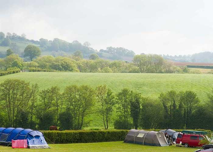 Burhope Farm Campsite