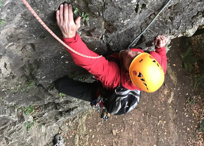 Contour Bouldering