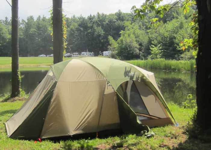 Elmsdale Campsite