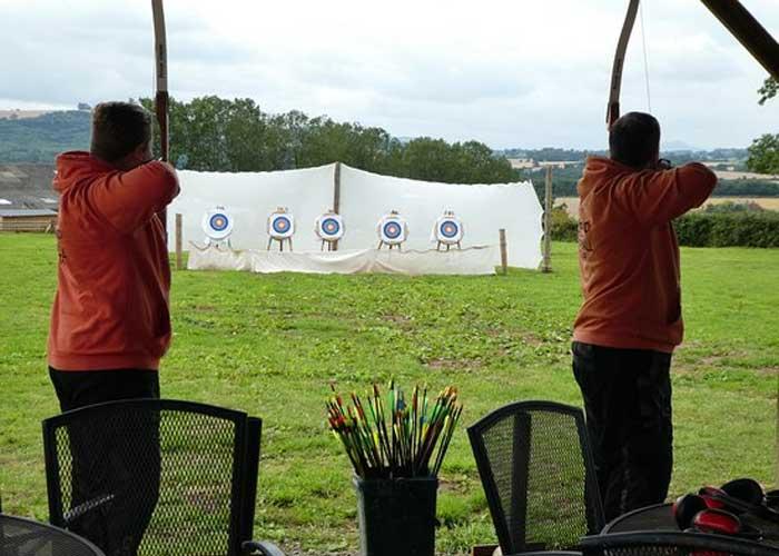 HS Activities Target Sport