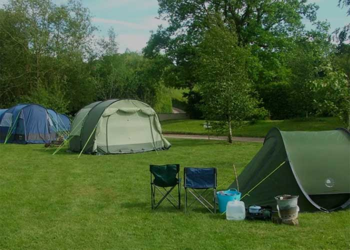 Haywood Camping Ross On Wye