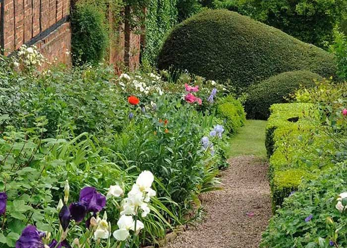 Hereford Cathedral Gardens