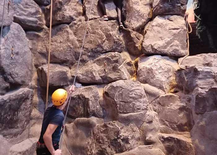 Hereford Bouldering