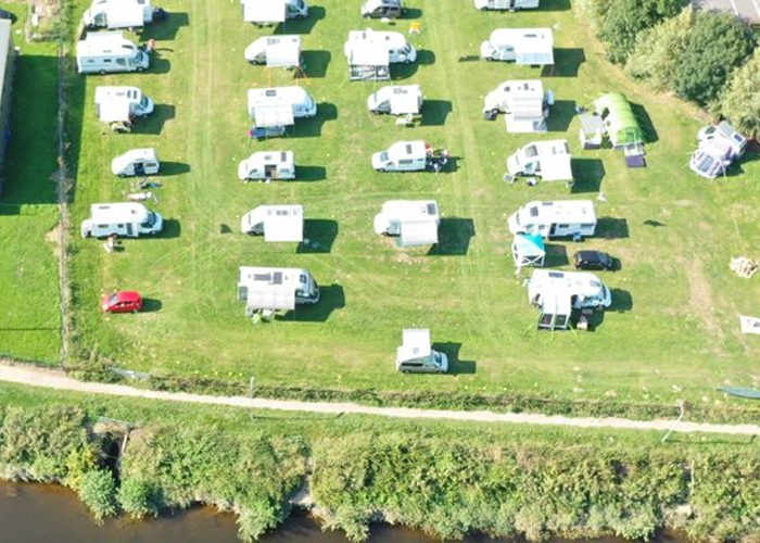 Hereford Rowing Club Campsite