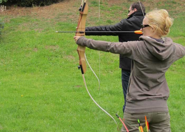 Interativities Bow & Arrow Skills