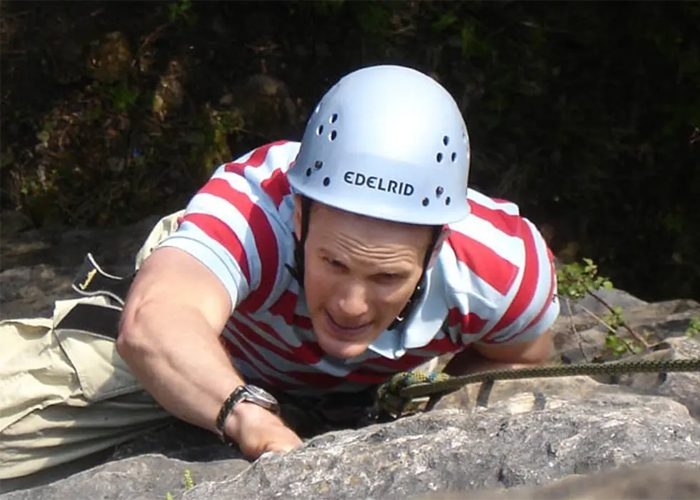 Life Changing Climbing And Abseiling