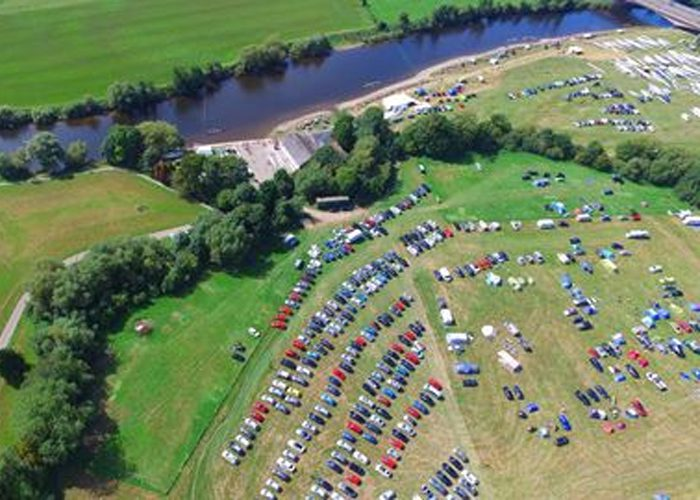 Ross Rowing Campsite