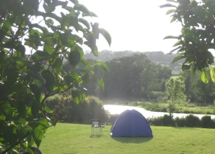 Trippenkennett Farm Camping In Herefordshire