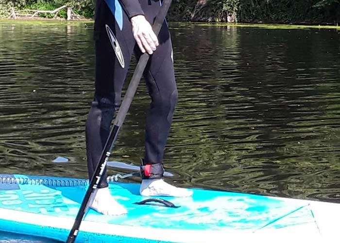 Wye Stand Up Paddle Boarding In Herefordshire