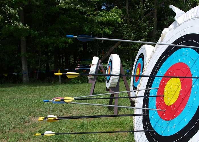 Wye Canoe Bow & Arrow Skills