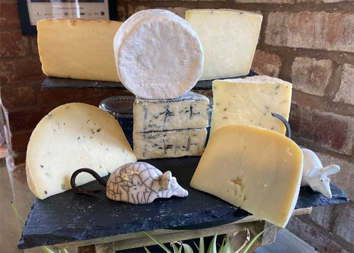 Monkland Cheese Gifts