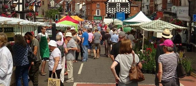 Herefordshire Market