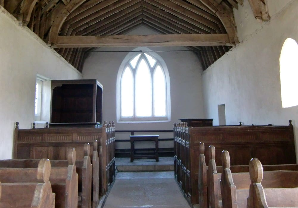 Langley Chapel Shrewsbury