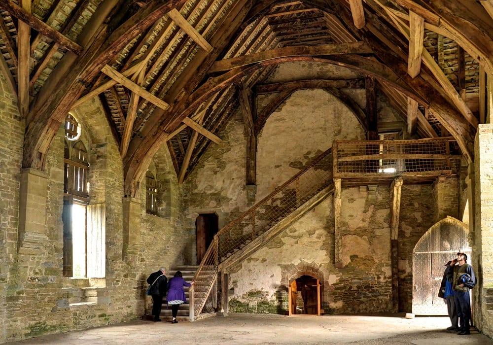 Stokesay Castle Craven Arms