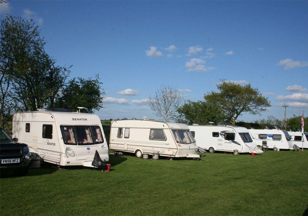 Bramblewood Caravan Park Shropshire