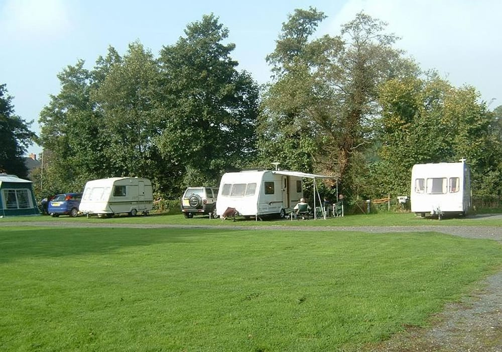 Canal Side Caravan And Campsite Whitchurch
