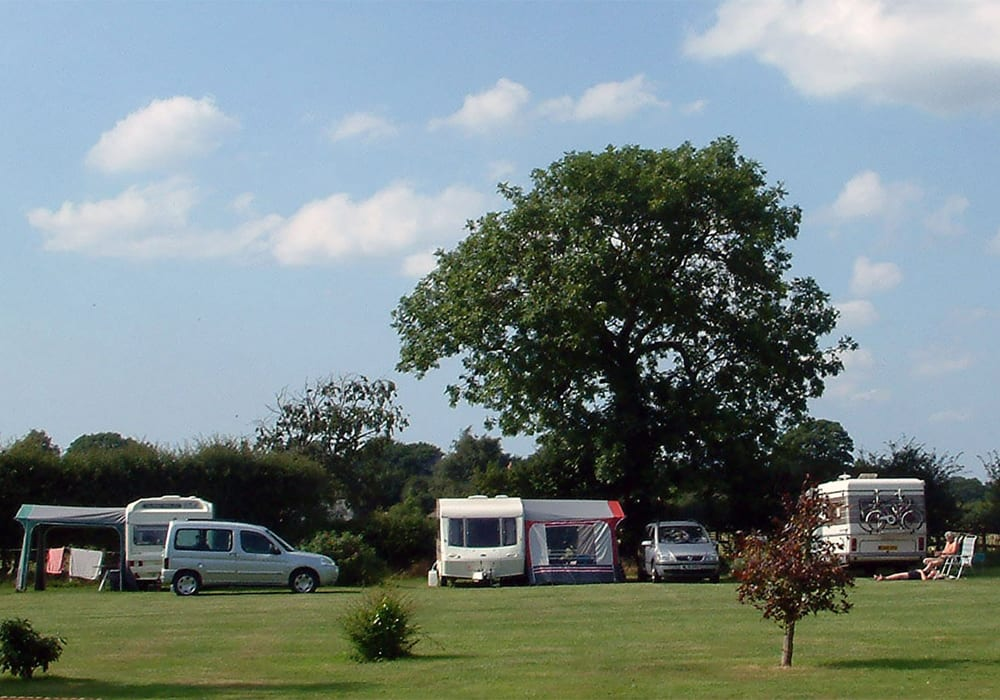 Green Lane Farm Caravan And Campsite