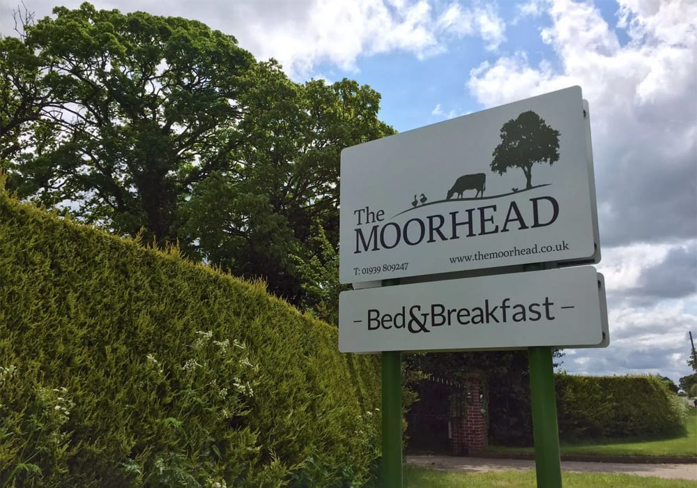 The Moorhead Bed And Breakfast