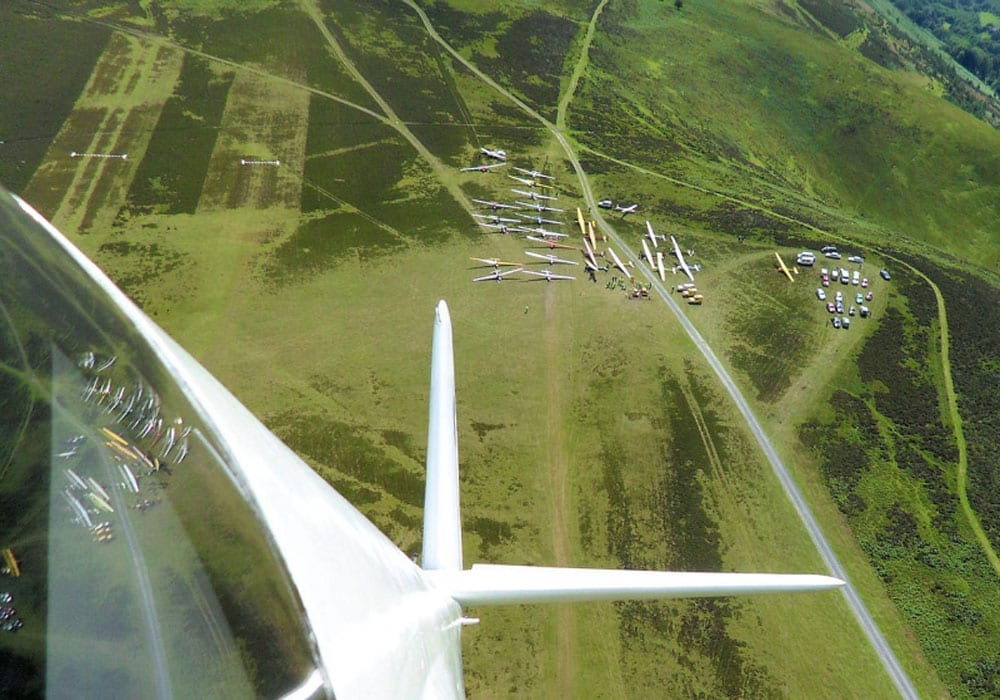 Midland Gliding Church Stretton