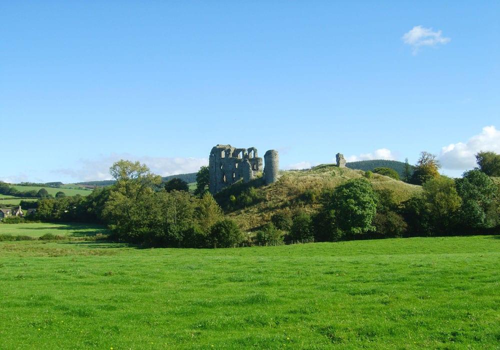 The Laurels Clun Castle