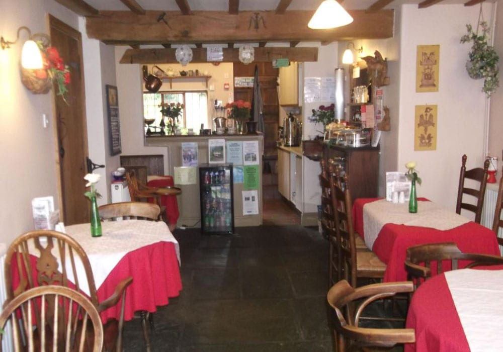 The Maltings Cafe Clun
