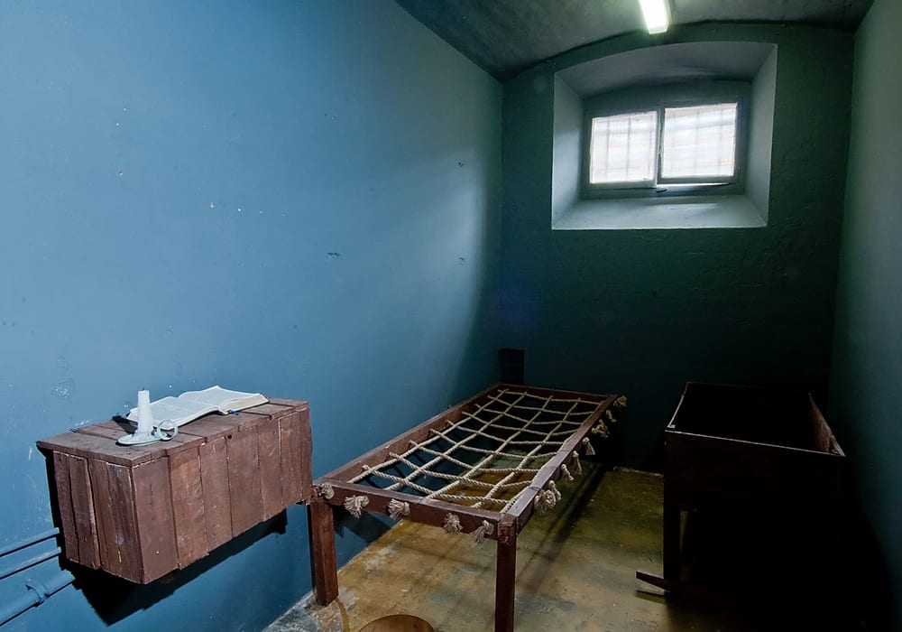 Shrewsbury Prison Guided Tours