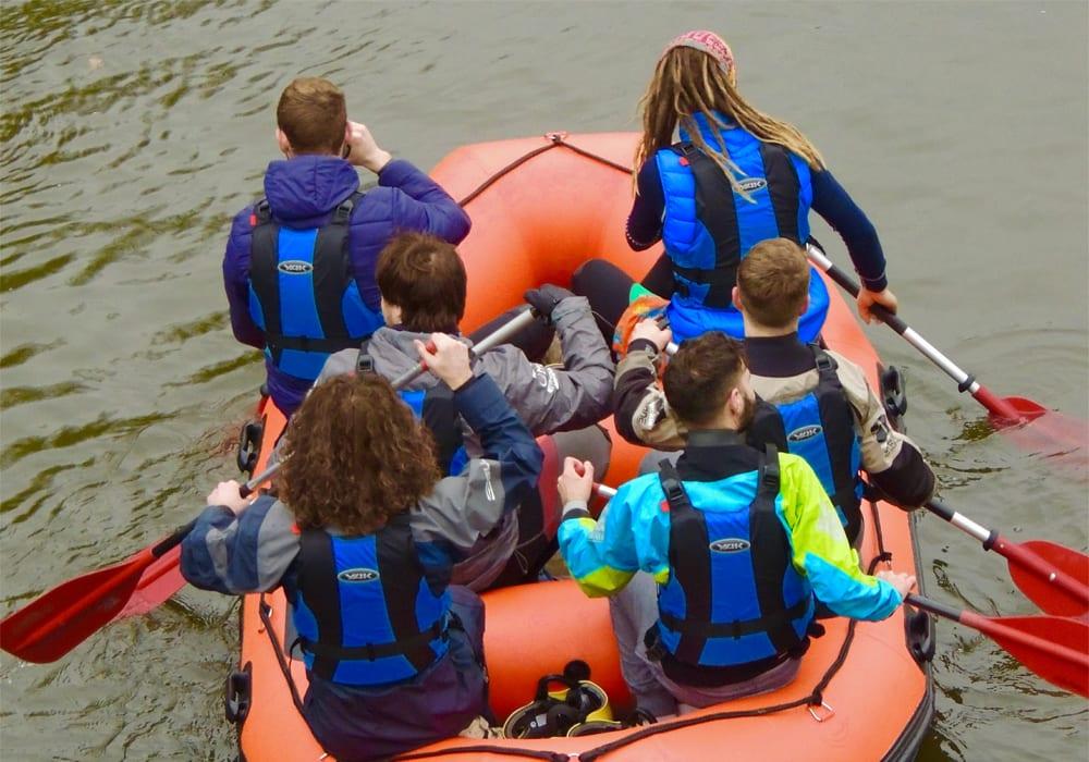 Shropshire Raft Tours Hire