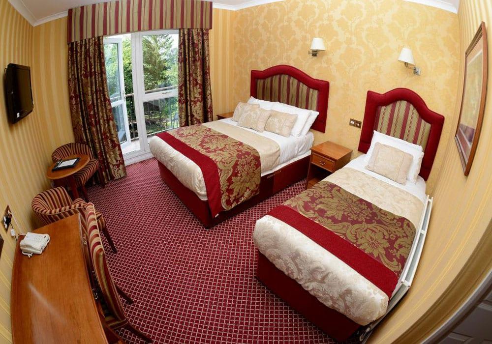 Buckatree Hall Hotel Telford