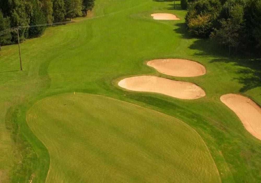 Telford Golf & Spa Shropshire