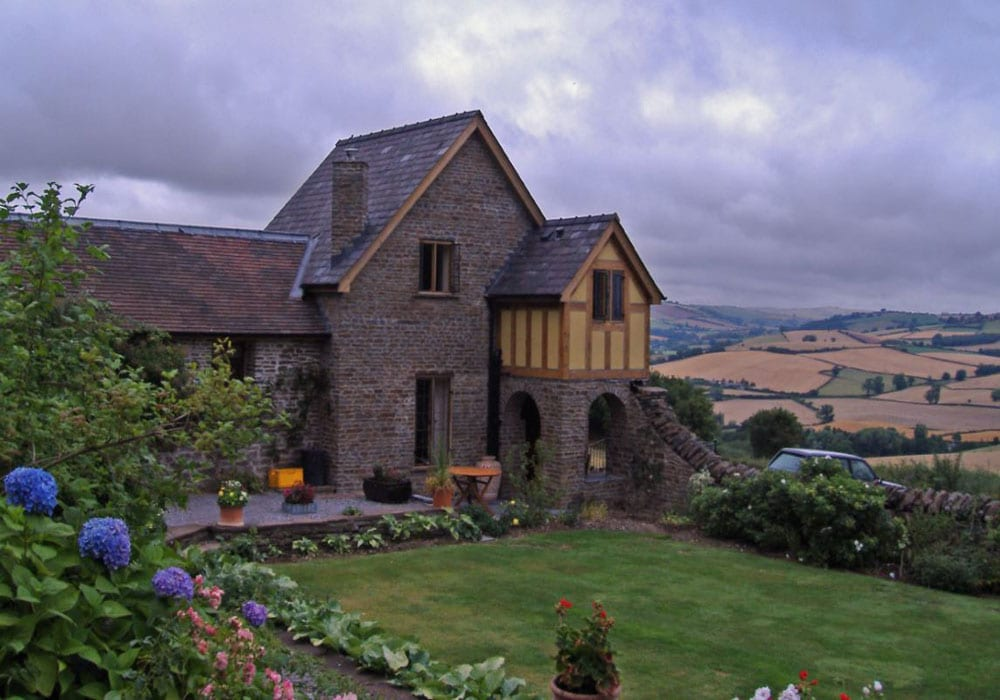 Pool Hall Cottages Clun