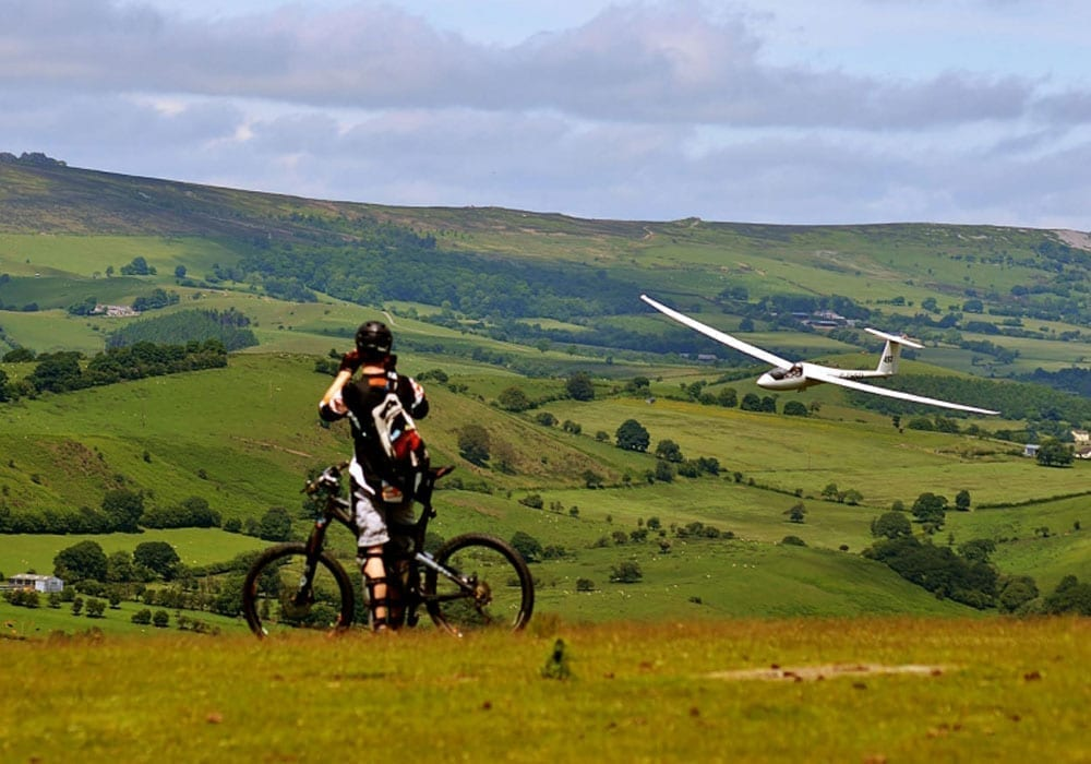 Midland Gliding Best Things To Do In Shropshire
